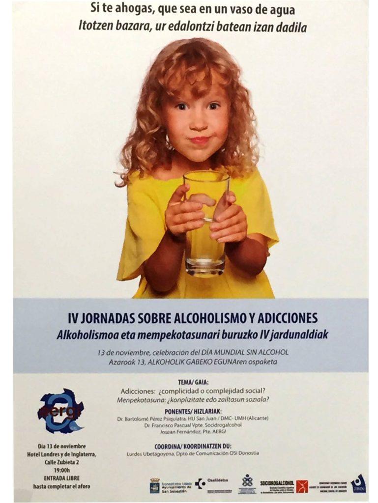 4 jornadas alcohol y adicciones