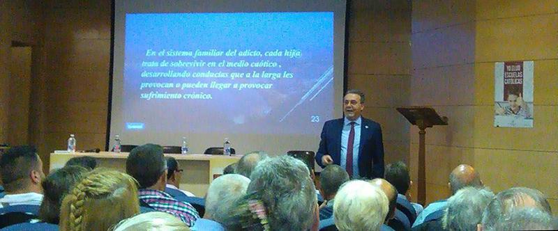 Conferencia de Josean Fernández en las 10 Jornadas de FAAR
