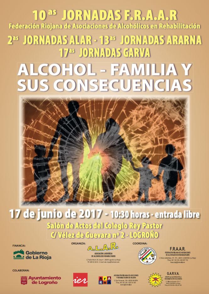 cartel 10 Jornadas FAAR