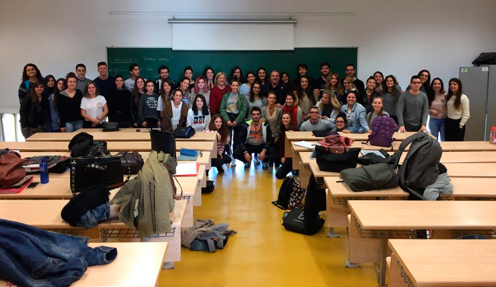 Ciclo de conferencias de AERGI en la Facultad de Psicología de la UPV/EHU