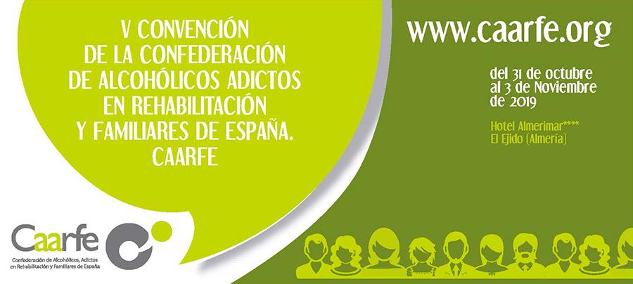 psicotrópicos y manipulación social, Josean Fernández (AERGI) en la V Convención de CAARFE