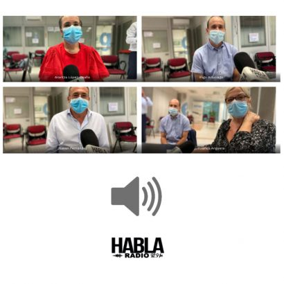 AERGI - charla sobre jóvenes y botellón en Habla Radio